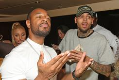 Photographer Claims He Was Shoved By Chris Brown's Crew At A Yacht Party
