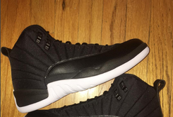"Our Best Look Yet At The ""Waterproof Neoprene"" Air Jordan 12"