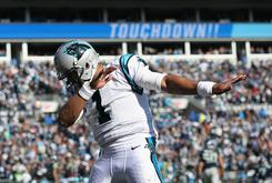 Cam Newton Is Officially Done With The Dab Celebration