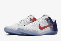 """Release Date Announced For The """"USA"""" Nike Kobe 11 Elite Low"""