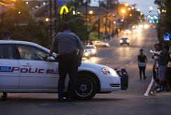 Multiple Police Officers Shot In Baton Rouge