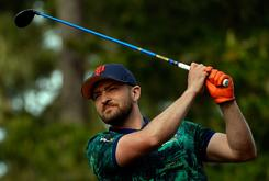 Man Arrested After Touching Justin Timberlake's Face At A Golf Tournament