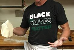 "An Italian Restaurant In New Mexico Is Catching Heat For Selling ""Black Olives Matter"" Merchandise"