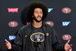 Colin Kaepernick Says He's Donating All Proceeds From Jersey Sales Back Into The Communities