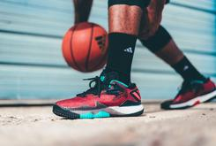 "Adidas Introduces A New ""Ghost Pepper"" Crazylight 2016 James Harden PE"