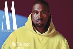 """Kanye West Covers W Magazine For """"Royals"""" Issue"""