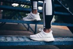 """The """"Triple White"""" Adidas UltraBoost Will Be Restocking This Month"""