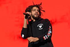 "J. Cole Will Not Be Performing Live For A ""Very Long Time"""