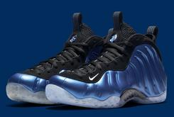 """Royal"" Nike Air Foamposite One Release Date Announced"