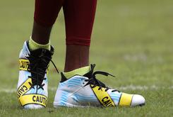 The NFL Will Lift Its Ban On Prohibited Cleats For One Week This Season