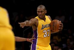 "Metta World Peace Says He Was ""Inappropriately Touched"" By A Ghost In Oklahoma City"
