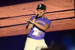 Chance The Rapper Is Working On His First Proper Studio Album