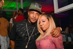T.I. & Mayweather Spar After Footage Of Floyd Dancing With Tiny Surfaces