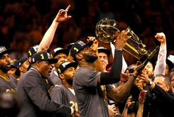LeBron James Named Sports Illustrated's Sportsperson Of The Year