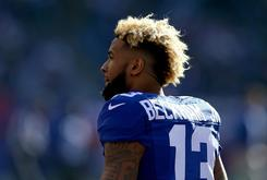 Odell Beckham Jr. Loses It After Giants' Loss To Eagles