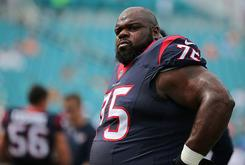 Vince Wilfork's Son Arrested For Possession Of 381 Grams Of Codeine