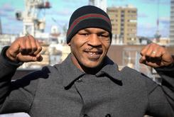 Mike Tyson Working On Debut Rap Album