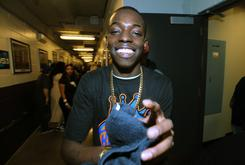 Bobby Shmurda Calls Meek Mill & Trav From Prison & Spits A Freestyle