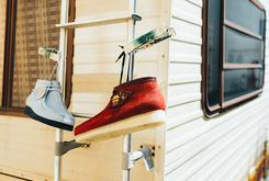 "BAIT x Clarks Wallabee ""Breaking Bad"" Collection Revealed"