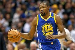 The Golden State Warriors Reveal Kevin Durant's Return Date