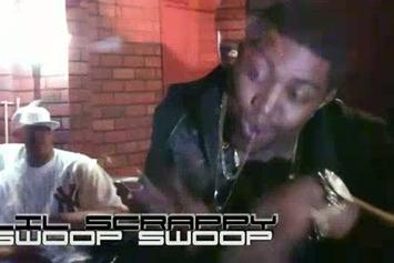 "Lil Scrappy ""Swoop Swoop"" Video"
