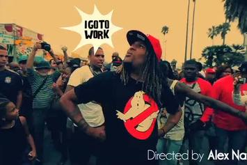 """The Rej3ctz Feat. Chris Brown  """"Cat Daddy (Directed by Alex Nazari)"""" Video"""