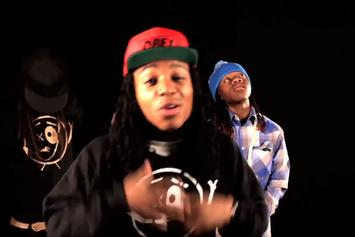 "Lil Chuckee Feat. Jacquees, Isa , Don Juan ""Look At Me Now Remix"" Video"