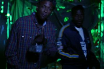 "Constatine Feat. YG ""Make Me Wait"" Video"
