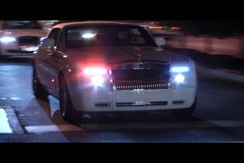"Ray J ""Rolls Royce Stuntin"" Video"