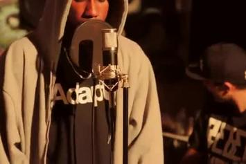 "Hopsin Feat. Dizzy Wright & DJ Hoppa ""Funk Volume TeamBackPack Cypher"" Video"