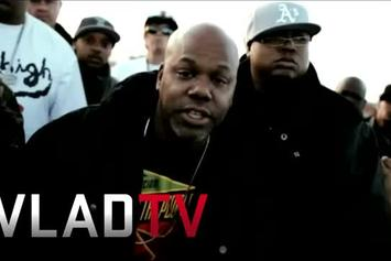 """E-40 """"Talks On New 2 Album Project With Too $hort"""" Video"""