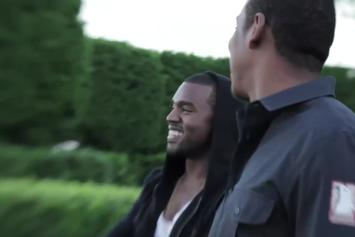 "Kanye West & Jay-Z ""Watch The Throne Documentary"" Video"