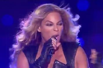 "Beyonce ""Super Bowl XLVII Performance"" Video"