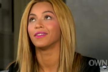"Beyonce ""Talks Family And Career With Oprah"" Video"