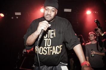 "Ghostface Killah Confirms ""Supreme Clientele 2"" & DOOM Collabo For 2013"