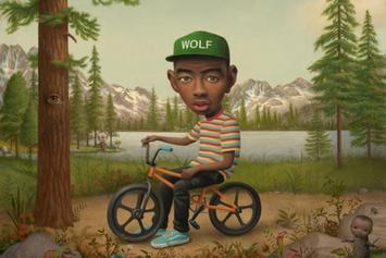 "First-Week Sales Projections For Tyler The Creator's ""WOLF"""