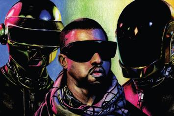 Daft Punk Contributing To Kanye West's New Album