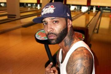Joe Budden Talks About His Drug Addiction & Feud With Consequence