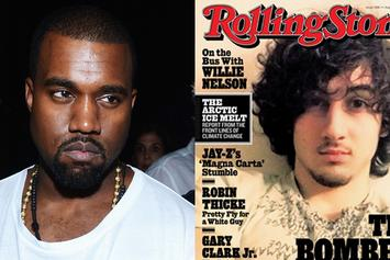 Kanye West Reportedly Backed Out Of Rolling Stone Cover, Resulting In Dzhokhar Tsarnaev Cover