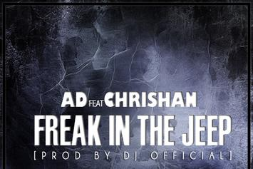"AD Feat. Chrishan ""Freak In The Jeep"" Video"
