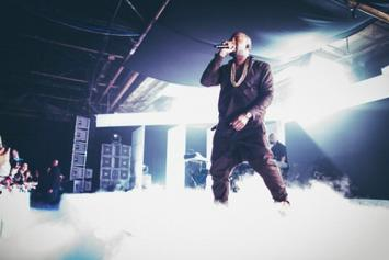 Kanye West Performs Live In Kazakhstan For $3 Mil