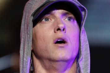 "Eminem Vents About Leaks In Hilarious ""MMLPII"" PSA"