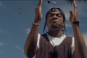 """Pusha T Feat. Rick Ross """"Hold On"""" Video"""