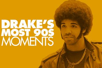 Drake's Most 90s Moments