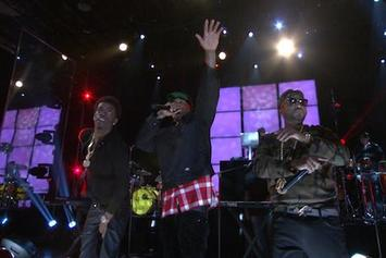 "YG, Jeezy & Rich Homie Quan Perform ""My Nigga"" Live On Arsenio Hall"