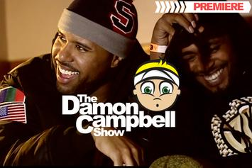 Dom Kennedy And Skeme Discuss Their Roots On The Damon Campbell Show