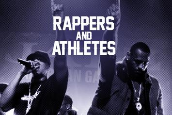 Rappers & Athletes