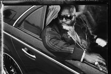 "First Week Sales Projections For Rick Ross' ""Mastermind"" & Pharrell's ""G I R L"""