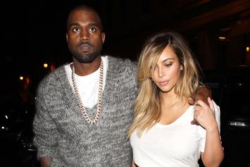 Kanye West & Kim Kardashian Reportedly Lock Down Wedding Date