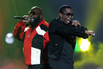 """Rick Ross Reveals Acronym For Puff Daddy's """"MMM"""" Album"""